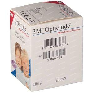 3M Opticlude Cerotto di Occhio Junior 50 st