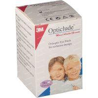 3M Opticlude Pansement Orthoptique Senior 8,2cm X 5,7cm 153950 50 st