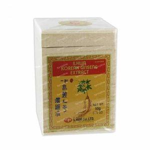 Ginseng extract 2.5 maanden 50 g
