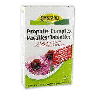 Propolis Complex 24 comprimés
