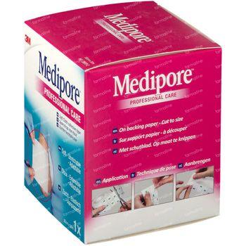 3M Medipore Surgical Tape 10cmx10m 1 stuk