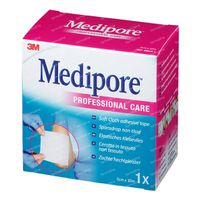 3M Medipore Surgical Tape 5cmx10m 1 st