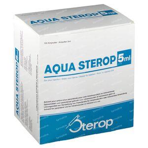 Sterop Aqua Voor Injectie 1005 ml
