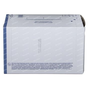 Hartmann Sterilux ES Stérile Compresse 8 Plis 7.5 x 7.5cm 400908 5 st