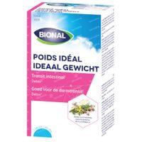 Bional Poids idéal – Amincissement – Complément Alimentaire au Séné et à la Bugrane Epineuse 40  capsules