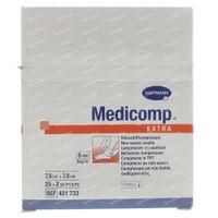 Hartmann Medicomp Steriel Kompres 6 Lagen 7.5 x 7.5cm 421733 50 st