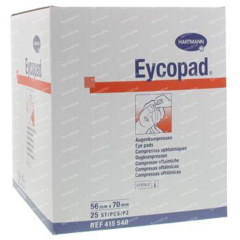 Eycopad Sterile 56cm x 70cm 25 pièces