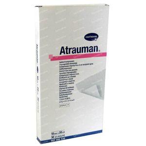 Hartmann Atrauman Steriel 10 x 20cm 499536 30 stuks
