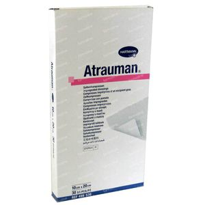 Hartmann Atrauman Stérile 10 x 20cm 499536 30 pièces