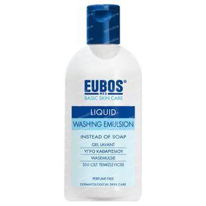 EUBOS Vloeibare Was Emulsie (Blauw) 200 ml