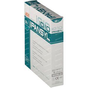 Ipansyl Compress Sterile 8 Plies 10 x 10Cm 12 pièces