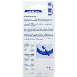Lactona Brosse à Dents Interd. Large 8.0mm 5 pièces