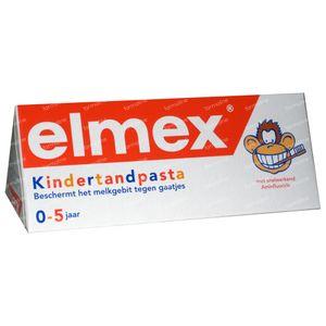 Elmex Kindertandpasta 0-6 Jaar 50 ml