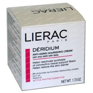 Lierac Derdium Anti-Rides Peau Sèche 50 ml crème