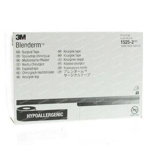 3M Blenderm Pansement Adhésif Chirurgical 5cm x 4,57m 1525/2 6 pièces