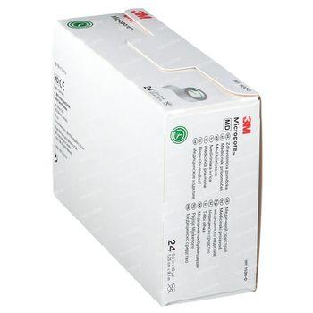 3M Micropore Medische Hechtpleister 1,25cmx9,14m 24 pleisters