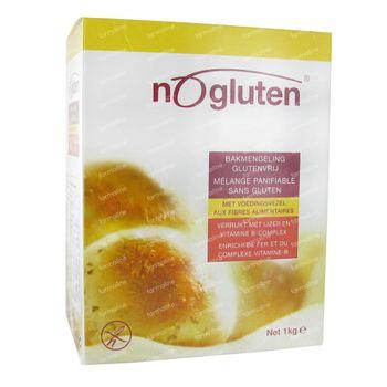 NoGluten Brot-Mix + Fasern 1 kg