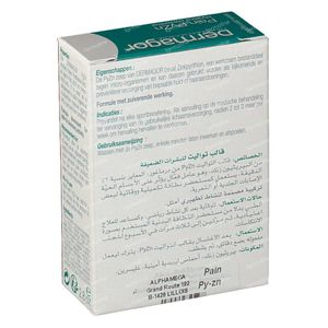 Dermagor Derm ZN-Pyrithion 2% Without Soap 80 g