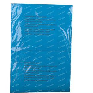 Dermat Gants Large 100% Coton 1 pièce