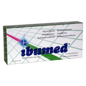 Ibumed 24  tabletten