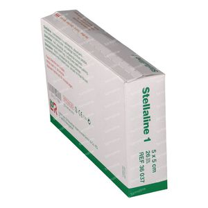 Stellaline 1 Niet-Klevende 5cm x 5cm 26 kompressen