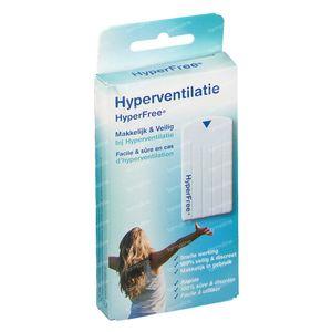 Pharmex Hyperfree Appareil Hyperventilation 1 pièce