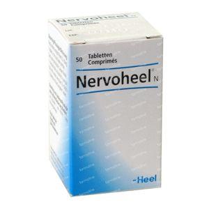 Heel Nervoheel N 50 St tabletten