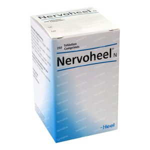 Heel Nervoheel N 250 St tabletten