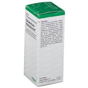 Heel Gelsemium Homaccord Druppels 30 ml