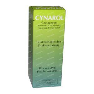 Cynarol S 90 ml oplossing