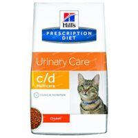 Hill's Prescription Diet C/D Multicare Feline met Kip 5 kg