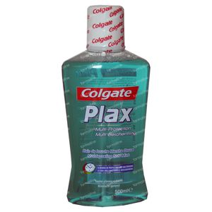 Colgate Plax Mouthwater Soft Mint 500 ml