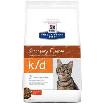 Hills Feline Chat Prescription Diet k/d 4308m 5 kg