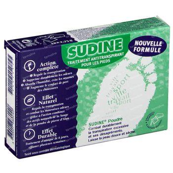 Sorifa Sudine Hyperhydrose Pieds Poudre 12 sachets