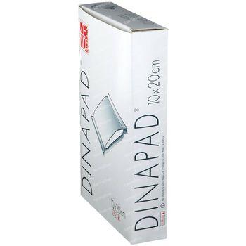 Dinapad 10X20Cm Compresse Sterile N/Adh 5 st