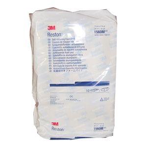 Reston Foam Pads 20x30x1.0 Cm 10 pezzi