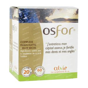 Dolimag Osfor Distribio 60 capsules