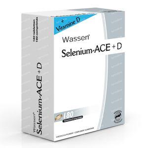 Selenium-ACE + D 180 tabletten