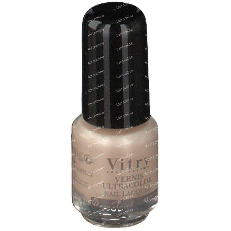 Vernis à ongles - rose nacré - 654 - 8 ml - Sebio