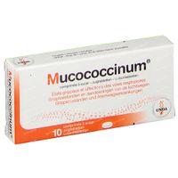 Unda Mucococcinum 10  tabletten