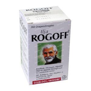 Ilja Rogoff Ail 360 dragées