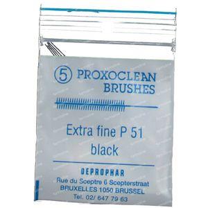 Proxoclean Extra Fine P 51 5 pièces