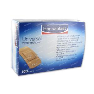 Hansaplast Universal Strips 72 x 30mm 100 pieces