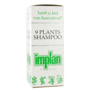 Implan 9 Plants Extract Hair Loss Shampoo 125 ml