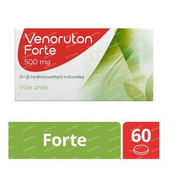 Venoruton Forte 60 comprimés