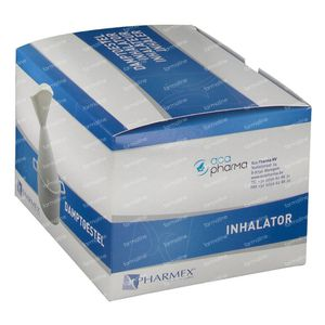 Inhalator Nicolay Plastiek 1 stuk