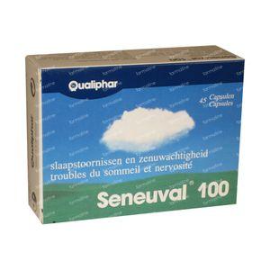 Seneuval 100mg 45 capsules