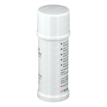 Louis Widmer Deo Creme Leicht Parfumiert 40 ml