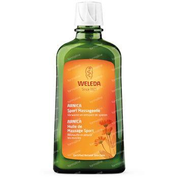 Weleda Huile de Massage Sport à l'Arnica 200 ml