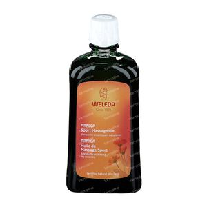 Weleda Arnica Sport Massageolie 200 ml